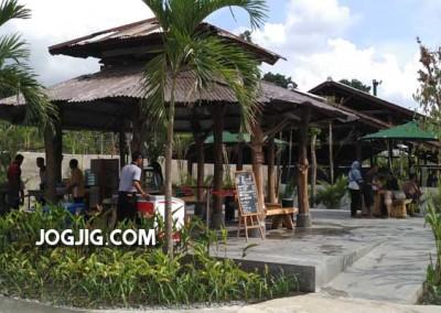 Cafe Istirahat di Jogja Bay
