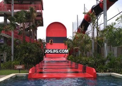 Serunya Permainan di Jogja Bay