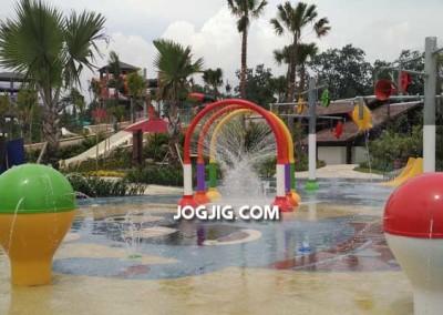Taman Bermain Air Anak di Jogja Bay