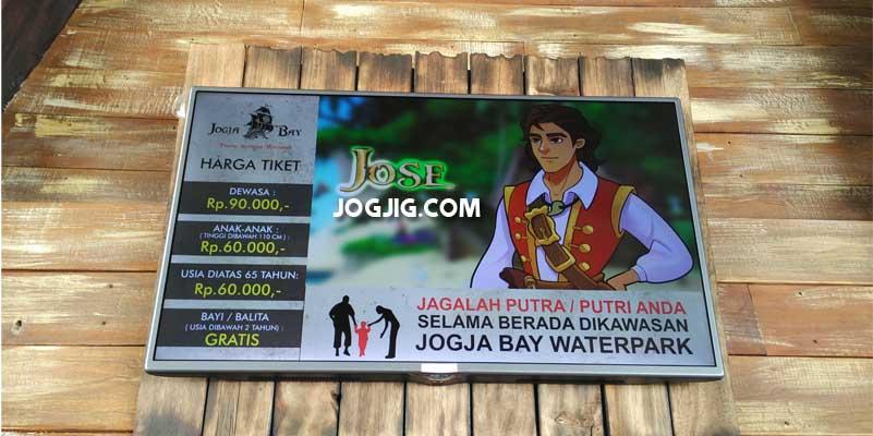 Harga Tiket Masuk Jogja Bay