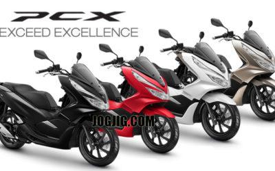 Sewa Honda PCX Jogja